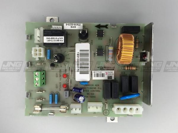 Heater - PC board - B-B019310