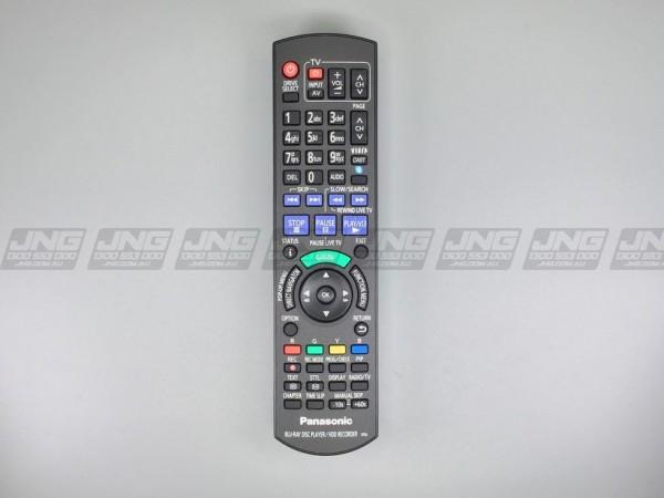 DVD player - Remote - P-N2QAYB000611