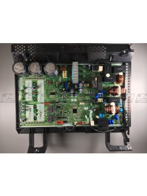 Air-conditioner - PC board - M-E12J58451