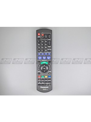 P-TZT2Q020644 - DVD player - Remote