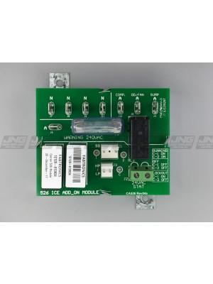 Heater - PC board - B-B023072