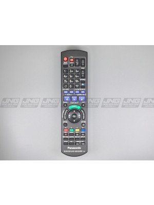 P-TZT2Q020755 - DVD player - Remote