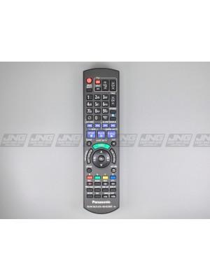 P-N2QAYB000757 - DVD player - Remote